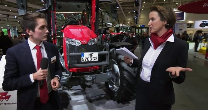 Live Streaming Agritechnica