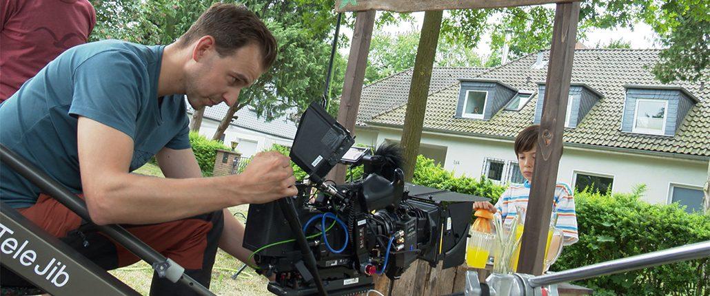 Konzeption Imagefilm Filmproduktion